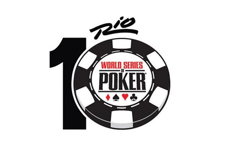 The World Series of Poker 2014 Logo - WSOP