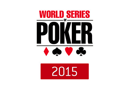 The World Series of Poker 2015 - Logo and Year