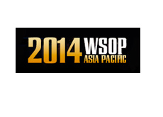 World Series of Poker - WSOP - APAC - Asia Pacific - 2014 Logo