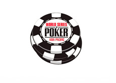 World Series of Poker - Asia Pacific - Coin Logo