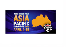 World Series of Poker - Asia Pacific - Logo
