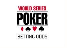 world series of poker - betting odds - logo