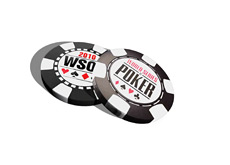 World Series of Poker Chips - 3D