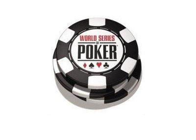 World Series of Poker - WSOP - Casino chip logo