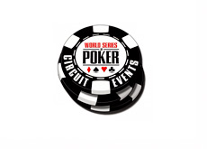 World Series of Poker (WSOP) Circuit Events - Logo
