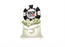 WSOP (World Series of Poker) Millionaire Maker - Illustration