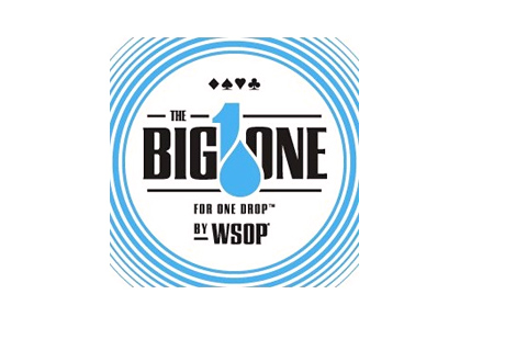 The World Series of Poker - Big One for One Drop - Logo