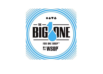 World Series of Poker - Big One for One Drop - Logo - Year 2015