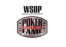 WSOP - Poker Hall of Fame - Logo