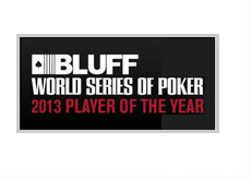 World Series of Poker 2013 - Player of the Year