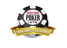 -- World Series of Poker - WSOP - Tournament of Champions - Logo --