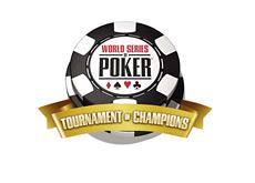 -- World Series of Poker - WSOP - Tournament of Champions - Logo --