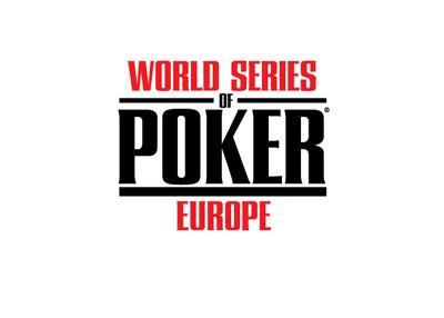 The World Series of Poker Europe - Logo