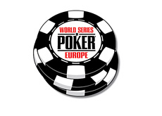 World Series of Poker Europe - Logo on chips