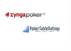 Zynga Poker and Poker Table Ratings - Company Logos