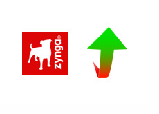 Zynga on the rise - Illustration