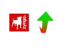 Zynga on the rise - Illustration
