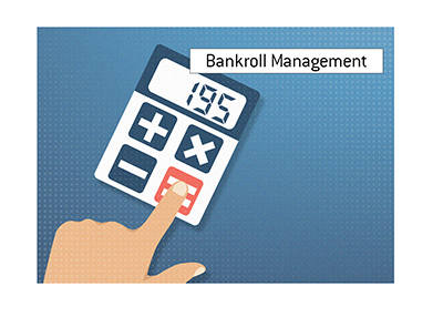 The meaning of the term Bankroll Management when it comes to playing the game of poker.