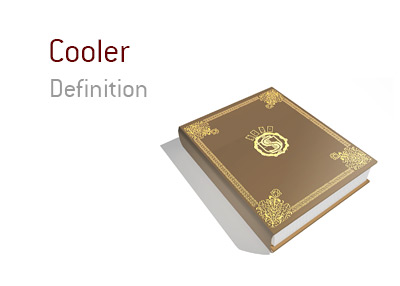 The meaning of the term cooler in poker is explained.