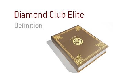 The meaning and workings of the term Diamond Club Elite is explained in this article.  What is it exactly?
