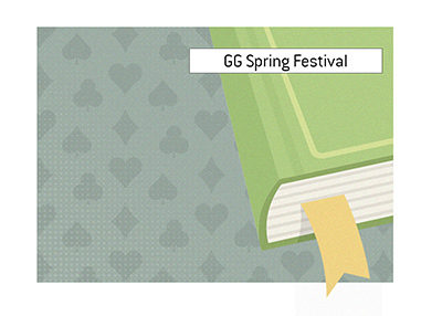 The meaning of the term GG Poker Festival is explained.  Dictionary entry.  What is it?