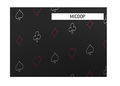 The MICOOP - Michigan Championship of Online Poker - Meaning of the term explained.  Poker Dictionary.