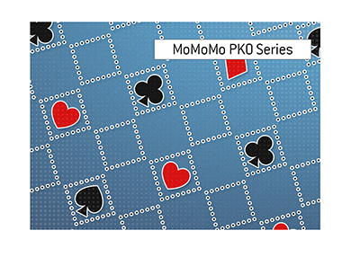Progressive Knockout poker tournaments are growing in popularity.  MoMoMo PKO Series is breaking new ground.