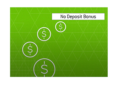 No Deposit Bonus promotion offere4d by some poker rooms is explained by the King.  How does it work?