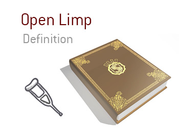 Kings Poker Dictionary - The definition of the term Open Limp