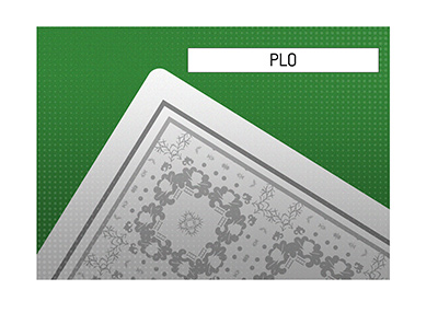 PLO meaning explained.  Pot Limit Omaha.  What is it?
