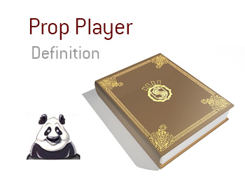 The meaning of the term Prop Player in the game of poker - King Dictionary