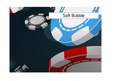 The King explains the meaning of the poker term Soft Bubble.  What is it and when does it occur in tournament play?