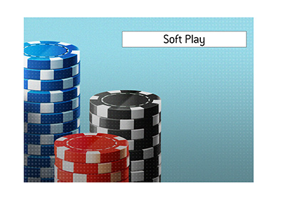 The King explains the meaning of the term Soft Play when it comes to tournament poker.