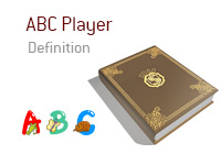 Definition of ABC Player - Poker Dictionary