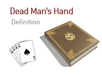 Dead Man Hand - Meaning