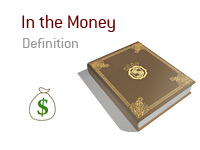 Definition of the term In the Money - Poker dictionary