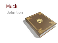 Definition and meaning of the term Muck in the game of poker