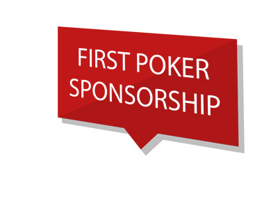What was the first sponsorship in the world of online poker?  The King explains.