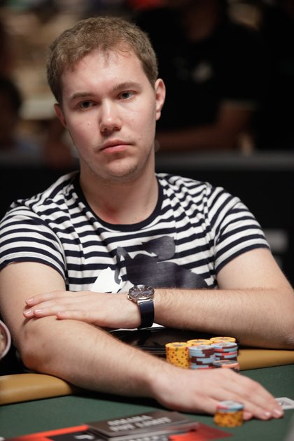 Profile image - Alexander Kostritsyn - At the World Series of Poker 2010