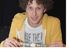 -- Andrew Brown wins 2008 WSOP event 16 --