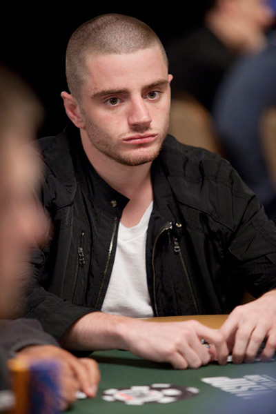 Ashton Griffin aka theASHMAN103 - At the WSOP 2010