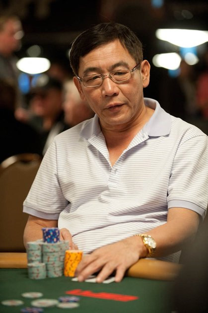 Chau Giang at the WSOP 2010 - World Series of POker