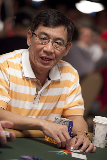 La Key U - Online Poker Player - also known as Chau Giang