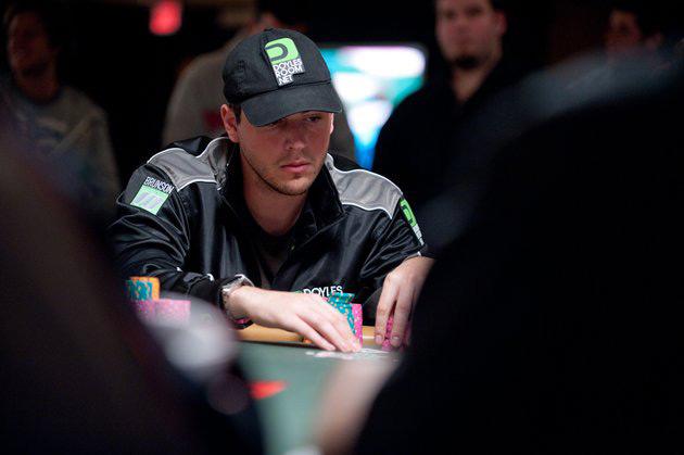 Dani Stern at the World Series of Poker 2010