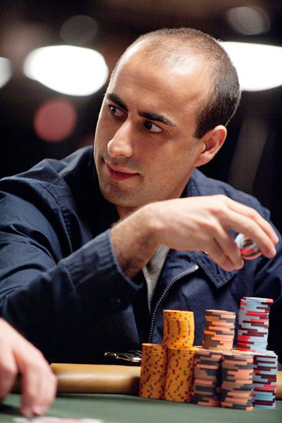 Daniel Alaei at the World Series of Poker 2010