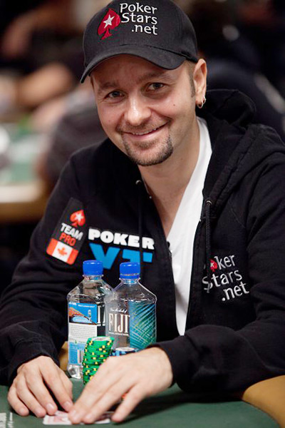 Daniel Negreanu at the World Series of Poker 2010