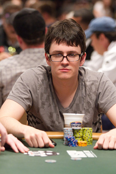 Isaac Haxton aka philivey2694 at the 2010 World Series of Poker