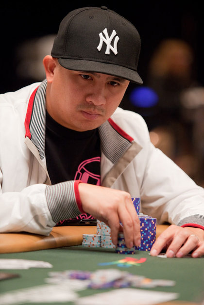 OnTheRize - J.C. Tran at the WSOP 2010