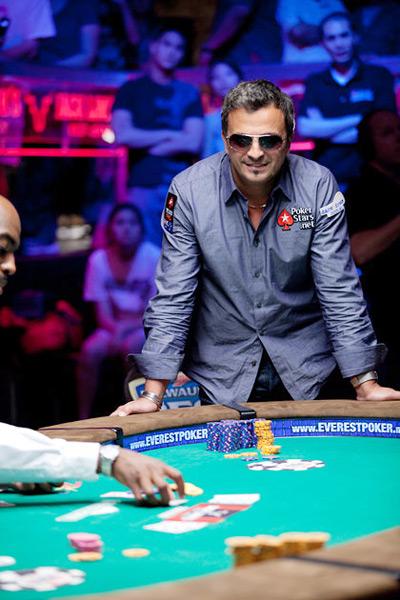 Joe Hachem 2021 Poker Profile