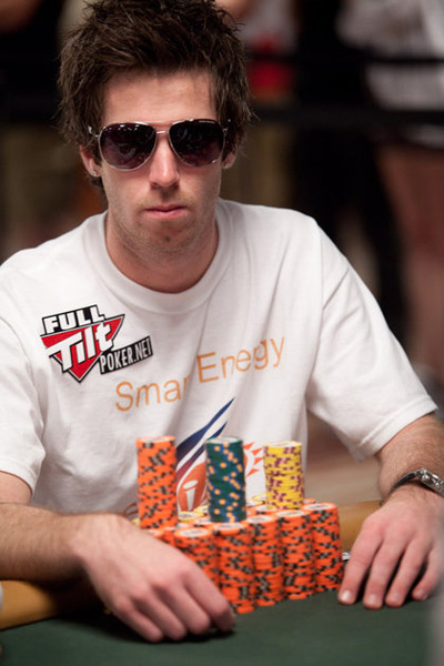 John Racener at the WSOP 2010 - Photo